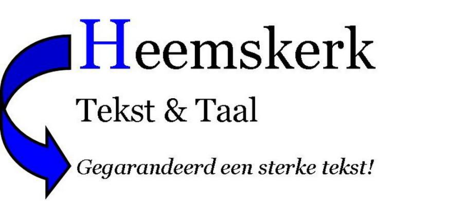 Heemskerk Tekst & Taal